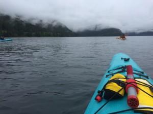 Alaska Kayaking