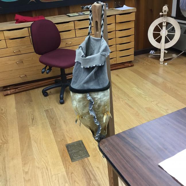 Fish Skin Bag