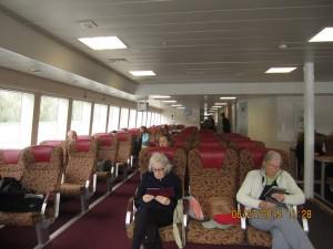 MV CHENEGA _ Ferry to Sitka