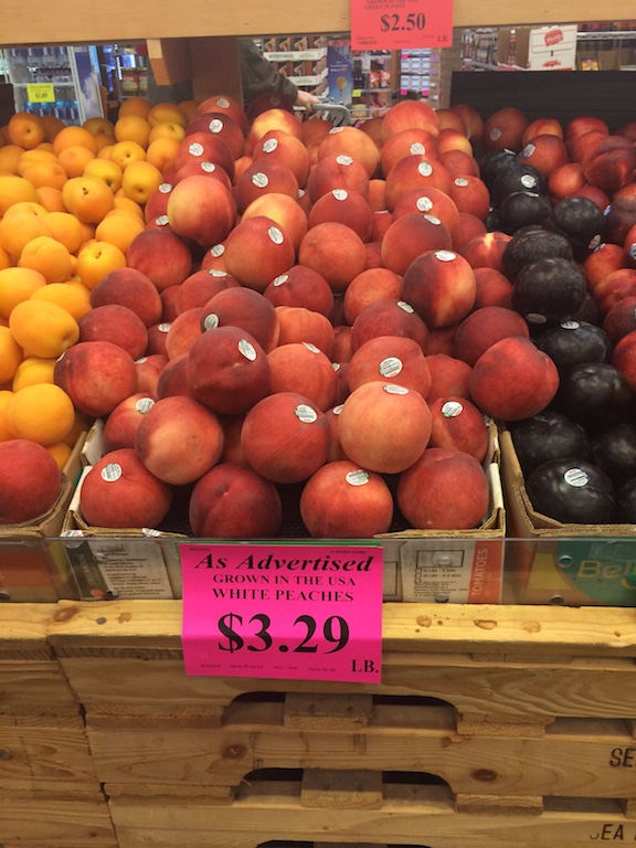 Pricing at Grocery