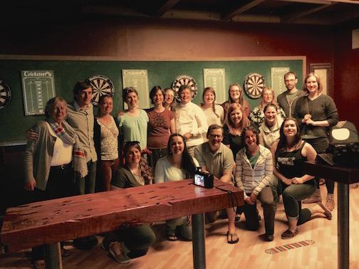 SNHP Volunteers 2015