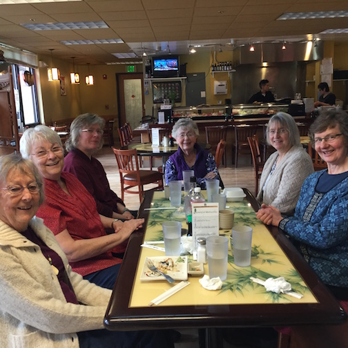StPeters Tea Group Lunch 09.25.2015